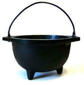 Cauldron, no lid (small)