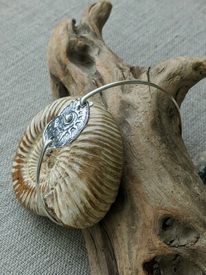 Nautilus Bracelet by Seaside Silver