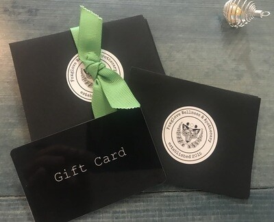 Foxglove Gift Card