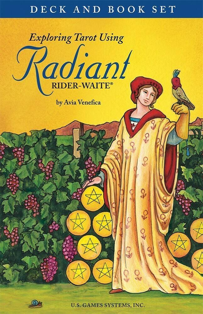 Radiant Rider Waite Deck & Book Set
