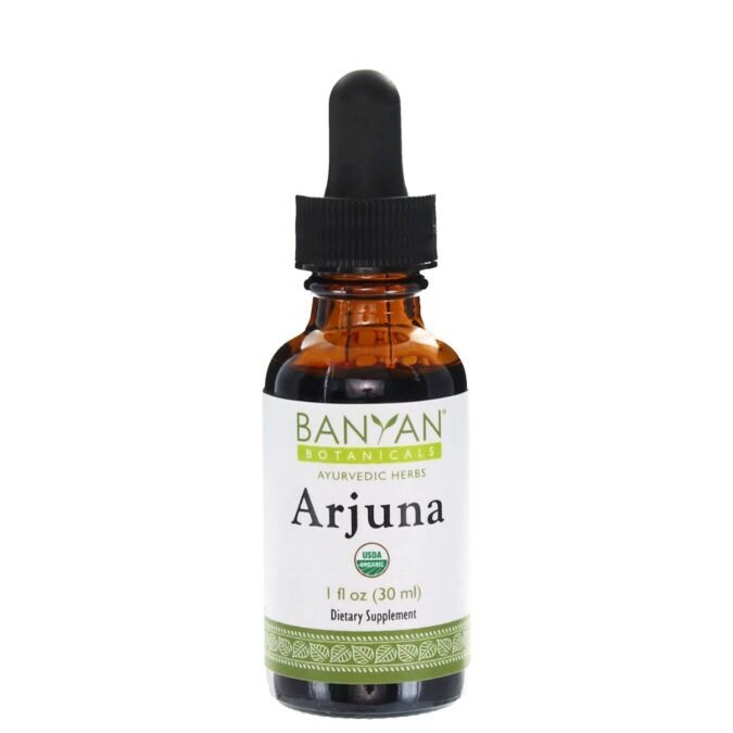 Arjuna Liquid Extract by Banyan Botanicals