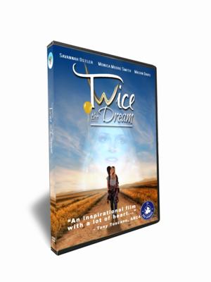 Twice The Dream - DVD