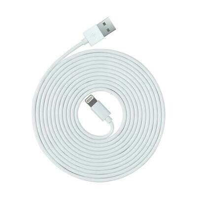 Apphone Lightning to USB Cable (3 ft)