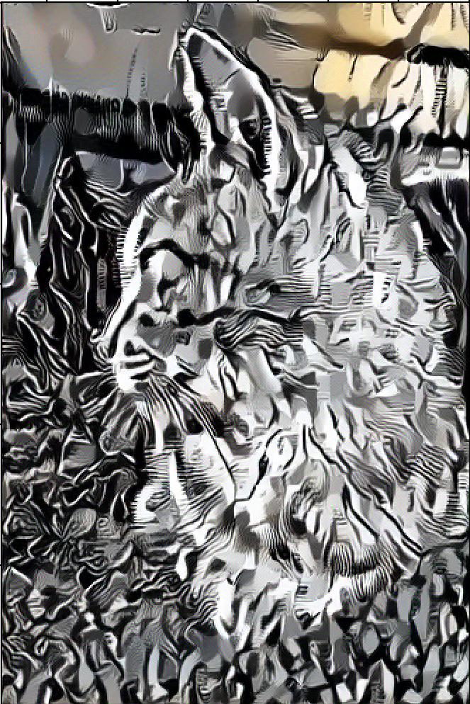 Tessellation Style Pet Portrait