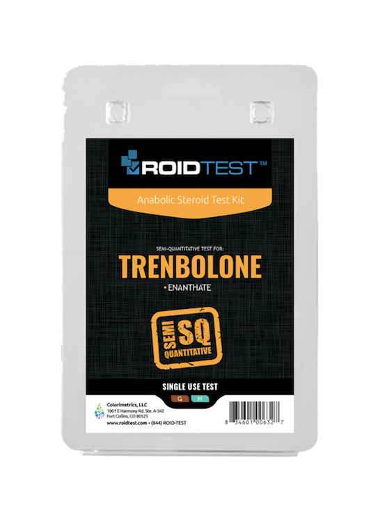 Trenbolone SEMI-QUANTITATIVE Test/Refill