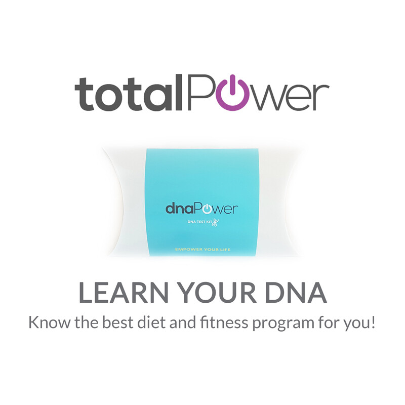 DNA TOTAL BODY TESTING KITS