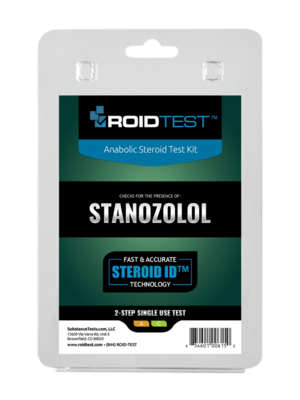 ROIDTEST Stanozolol