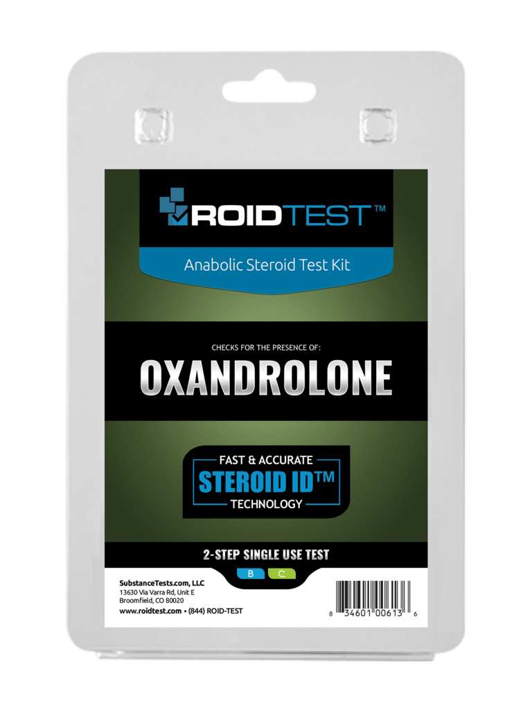 ROIDTEST Oxandrolone