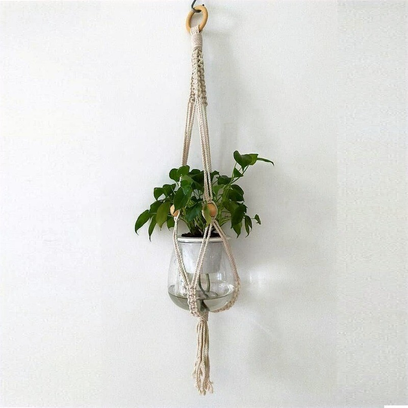 Plant & wall hangers made by Shahnaz