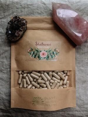 Organic Shatavari ~ Nourish & Balance