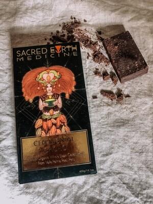 Sacred Earth Ceremonial Cacao 400gm