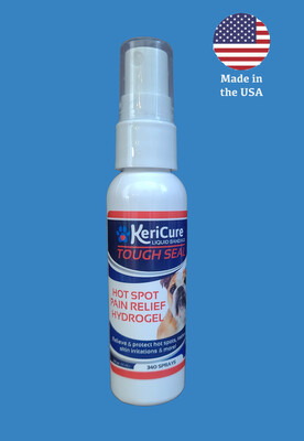 Tough Seal Hot Spot Plus Pain Relief