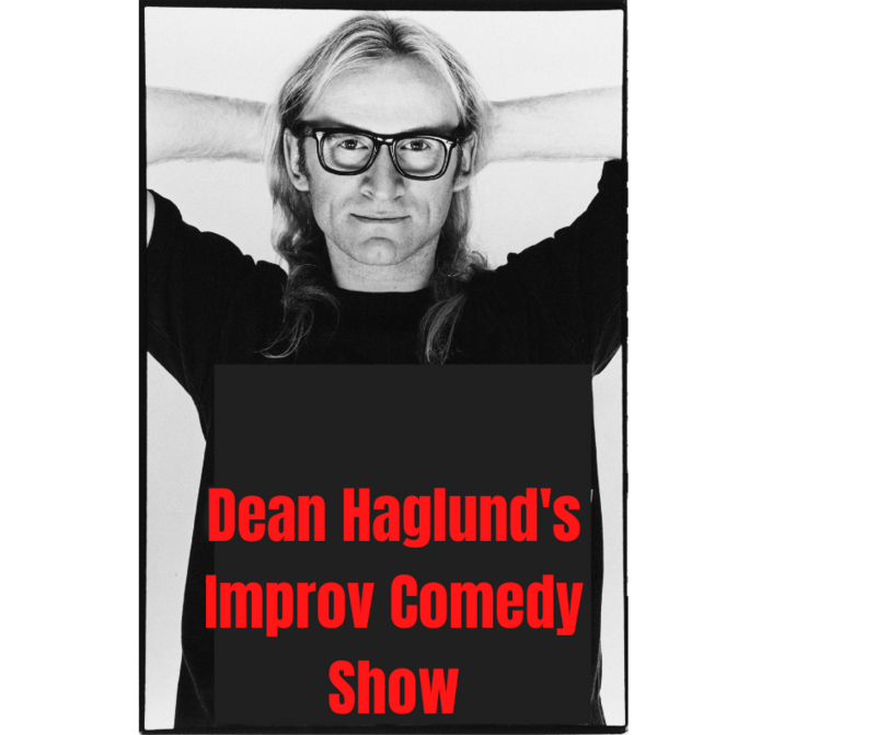 Dean Hagund's improv Comedy show at MI PARACON 2021