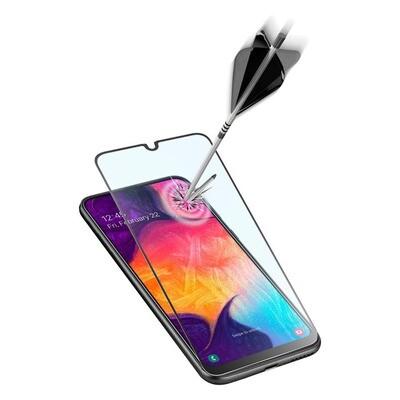 Cellular Line Tempered Glass Capsule Samsung Galaxy A50 TEMPGCABGALA50K