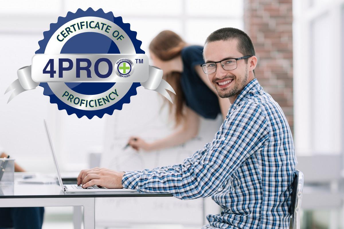 Certificate of Microsoft Office Powerpoint Proficiency - Level II (4CMOPP19P2)