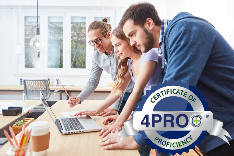 Certificate of Annual Employee Review Proficiency (4SCAER)
