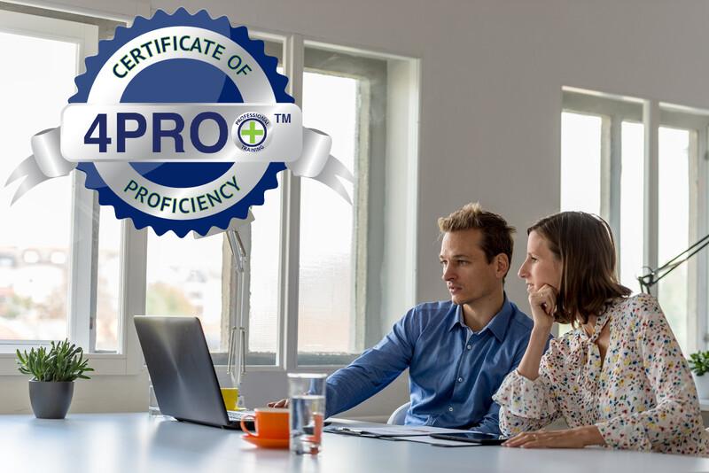 Certificate of Lunch & Learn Presentation Proficiency (4SCLLP)