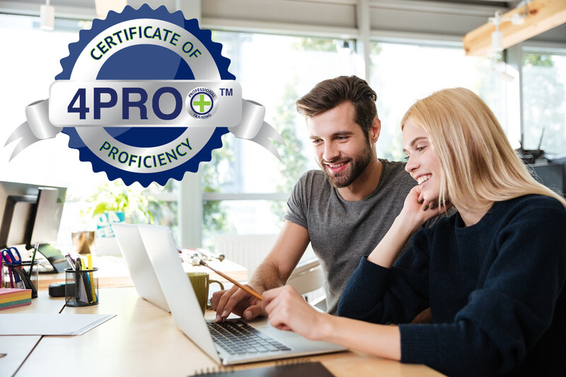 Certificate of Dreamweaver CC Proficiency (4CDBP)
