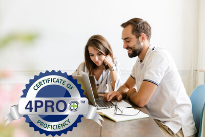 Certificate of Blog and SEO Skills Proficiency