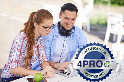 Certificate of Social Media Marketing Proficiency (4SCSMMP)