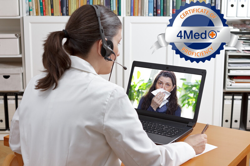 JOB-ROLE LEARNING PATH: Certified Telehealth Coordinator Specialist (CTHCS)
