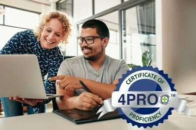 Certificate of Enterprise Blockchain Solutions Proficiency (4CEBSP)