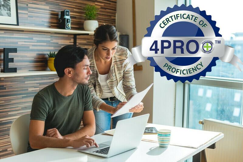 Certificate of Professional Logo Design Proficiency (4CBPLDP)