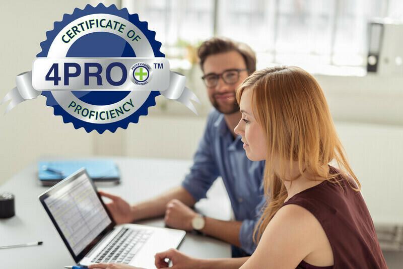 Certificate of Adobe Graphic Design Proficiency (4CGFP)