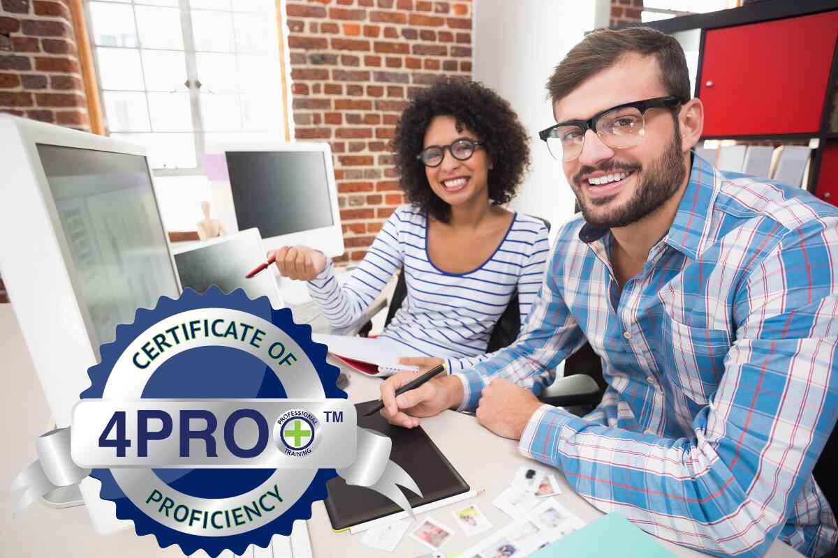 JOB-ROLE LEARNING PATH: Certified Digital Presentation Specialist (4CDPS)