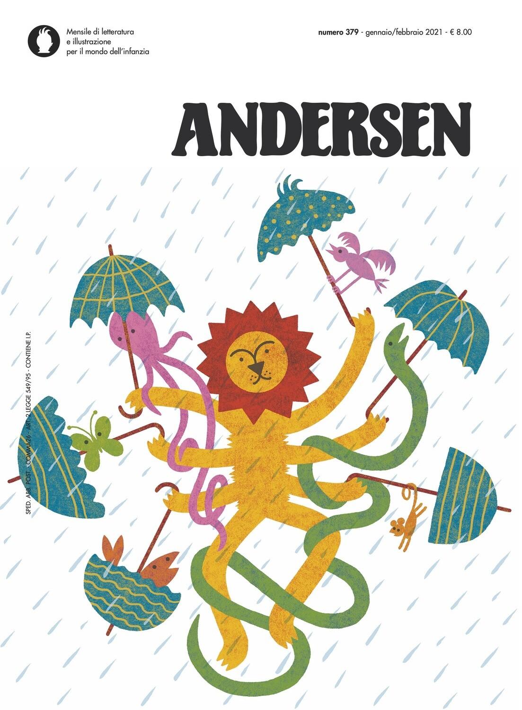 Andersen n. 379 - gennaio/febbraio 2021