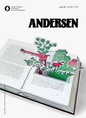 Andersen n. 381 - aprile 2021 (SOLO ITALIA)
