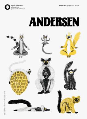 Andersen n. 383 - giugno 2021 (SOLO ITALIA)
