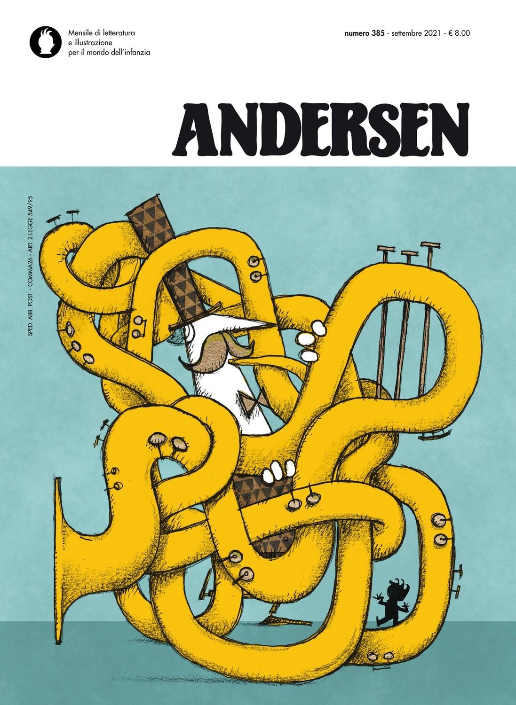 Andersen n. 385 - settembre 2021 (SOLO ITALIA)