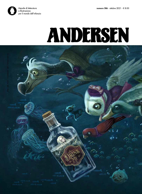 Andersen n. 386 - ottobre 2021 (SOLO ITALIA)
