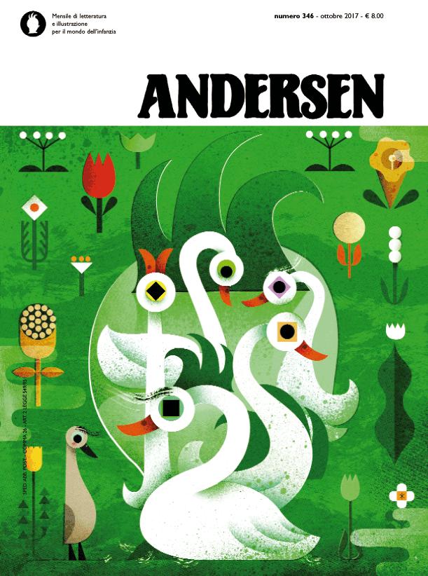 Abbonamento Rivista Andersen PAESI EUROPEI (+Svizzera)