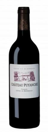 Château Puyanché Côtes de Bordeaux Francs 2015