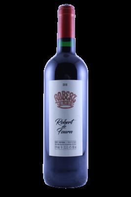 Robert de Fourn rouge Vin de Pays d'Oc 2018