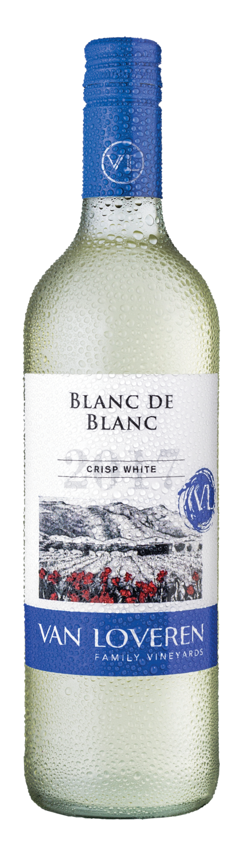 VAN LOVEREN BLANC DE BLANC - 6 x 750ml