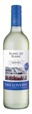 VAN LOVEREN BLANC DE BLANC - 6 x 750ml