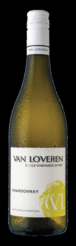 VAN LOVEREN CHARDONNAY - 6 x 750ml