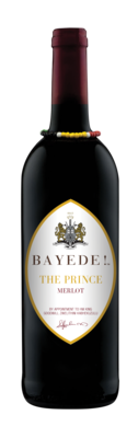 BAYEDE! PRINCE MERLOT - 6 x 750ml