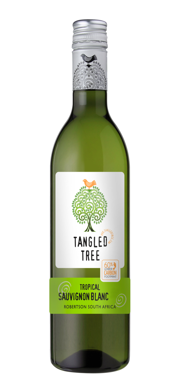 TANGLED TREE TROPICAL SAUVIGNON BLANC (PET) - 12 x 750ml