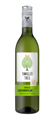 TANGLED TREE TROPICAL SAUVIGNON BLANC (PET) - 12 x 750ml