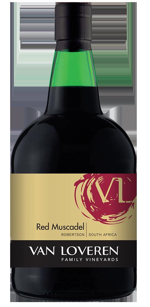 VAN LOVEREN RED MUSCADEL - 6 x 750ml
