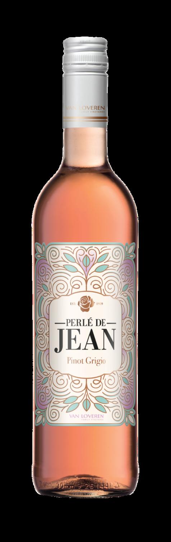 PERLÉ DE JEAN PINOT GRIGIO ROSÉ - 6 x 750ml