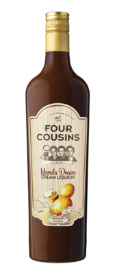 FOUR COUSINS MARULA DREAM - 12 x 500ml