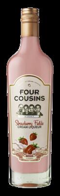 FOUR COUSINS STRAWBERRY FIELDS - 12 x 500ml