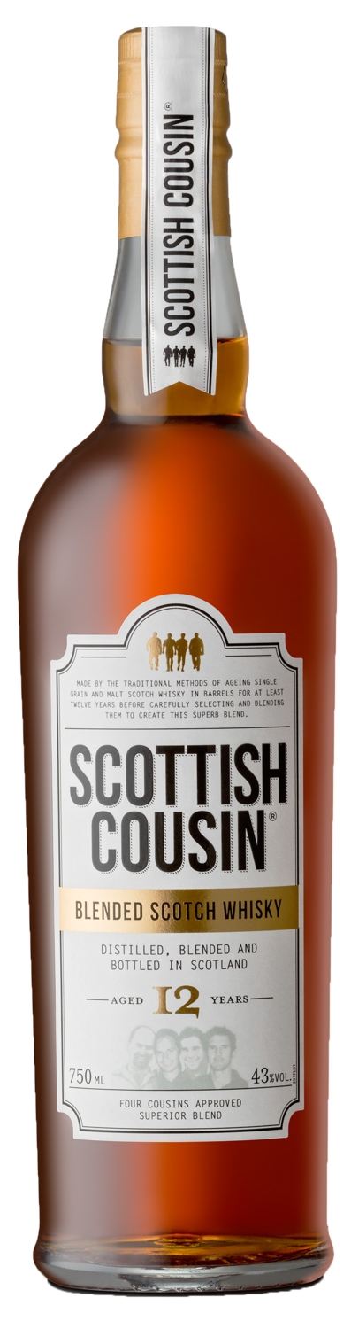 SCOTTISH COUSIN 12 YEAR -  6 x 750ml