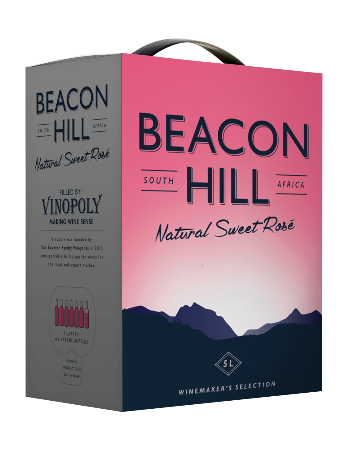 BEACON HILL NATURAL SWEET ROSE