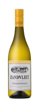 ZANDVLIET ESTATE CHARDONNAY - 6 x 750ml